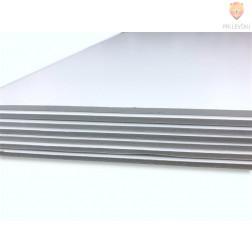 Kaširana plošča bele barve 3mm