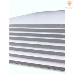 Kaširana plošča bele barve 5mm