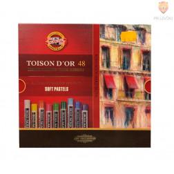 Mehki suhi pasteli Toison D'or 48/1
