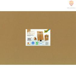 Kraft papir naravne barve 50x70cm 120g/m2 25 listov