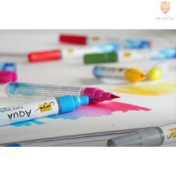 Akvarelni flomastri Aqua Paint Marker osnovni set 6 kosov