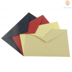 Klasična barvna kuverta B6 175x125mm 5 kosov