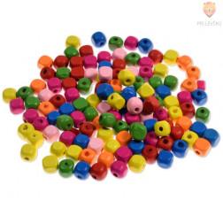 Perle lesene kocke 8 mm, 30 g