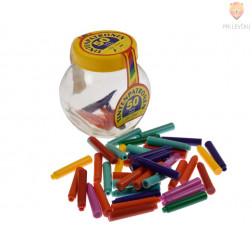 Bombice s črnilom različnih barv 50 kosov