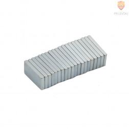 Magneti ploščice 12x6x1mm 20 kosov