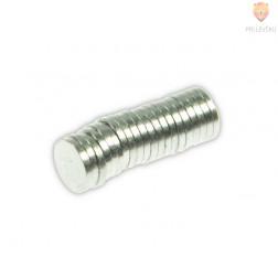 Magnetki mini 6 x 1 mm 20 kos