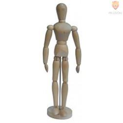 Maneken 40cm - lutka za pomoč pri učenju slikanja