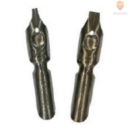 Kaligrafski set Round Hand Dip Pens 1 držalo in 10 peres