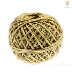 Vrvica iz naravnih vlaken Motvoz 0,4/2 -  60m