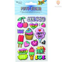 Nalepke Puffy sticker IV 15 kosov