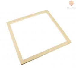 Lesen okvir za slikanje na svilo 30x30cm 1 kos