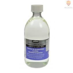 Prečiščeni terpentin za oljne barve 495ml