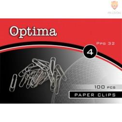 Sponke za papir 32mm 100 kosov