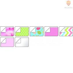 Origami papir Rožice 50 listov 15x15cm 120 listov 7,5x7,5cm 170 kosov