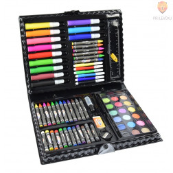 Art otroški set barv 80 kosov