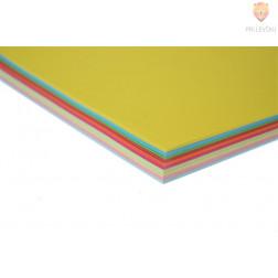 Barvni papir miks A4 160g/m 100 kosov