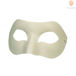 Papirnata maska z elastičnim trakom