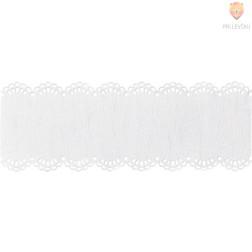 Papirnata samolepilna bordura bela 4,1x200cm