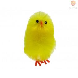 Piščančki za pomladno dekoracijo, velikosti 2 cm, 1 kos