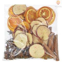 Mešanica suhega sadja in začimb za dekoracijo 150g