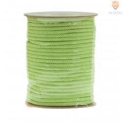Vrvica za makrame svetlo zelena 4mmx30m