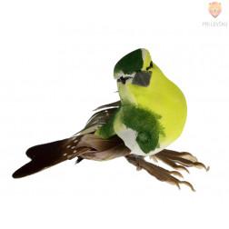 Ptiček za spomladansko dekoracijo, velikosti 7 cm, 1 kos