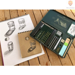 Grafitni set Pitt Graphite 26 big Faber-Castell