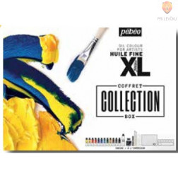 Set oljnih barv XL Oil Fine Collection Box