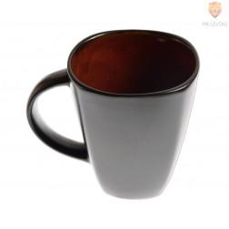 Keramična skodelica črna