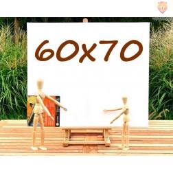 Platno slikarsko 60x70cm 380g/m2 1 kos