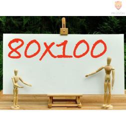 Platno slikarsko 80x100cm 380g/m2 1 kos
