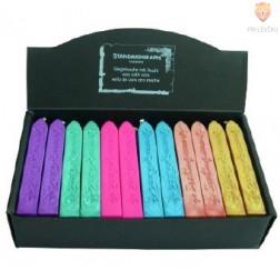 Pečatni vosek neon različne barve 90x12x10mm 1 kos