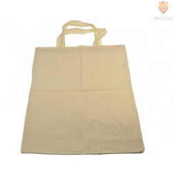 Bombažna vrečka z ročaji 38x42cm 1 kos