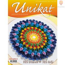 Revija Unikat maj/junij/julij 2020 1 kos