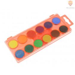 Vodene barve 12 barv