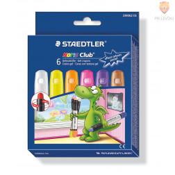 Voščenke v gelu Noris Club 6/1 effect pastel Staedtler