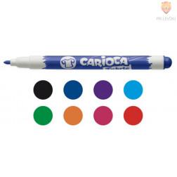 Whiteboard flomastri piši briši tanka konica 8 kosov