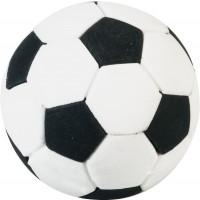 Radirka nogometna žoga 3,5cm 1 kos