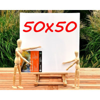 Platno slikarsko 50x50cm 380g/2 1 kos