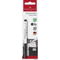 Flomaster za tekstil črn 1 kos