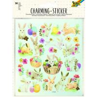 Nalepke Charming sticker Velika noč 38 kosov