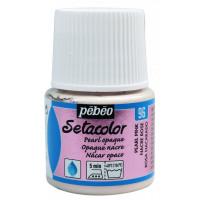 Prekrivna barva za tekstil Setacolor Pearl 45ml