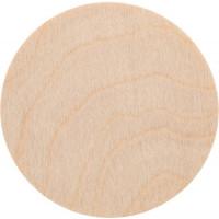 Leseni krogi 4x80 mm 5 kos