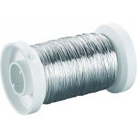 Žica srebrne barve kolut 0,25mmx50m