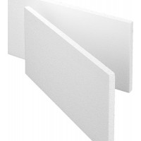 Plošča iz stiroporja 2x45x45cm 1 kos