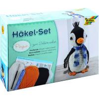Set za kvačkanje Pingvin