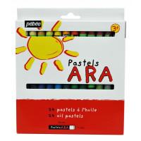 Oljni pasteli ARA 24 kos