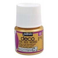 Dekorativne akrilne barve z bisernim učinkom P. Bo Deco Pearl, 45 ml