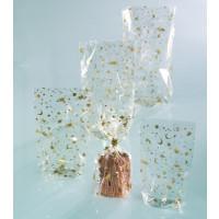 Celofan vrečke s potiskom 115 x 190 mm, 10 kosov