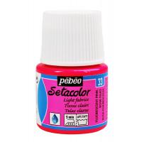 Prosojna barva za tekstil Setacolor Fluorescent 45ml